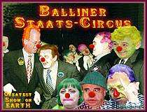 Balliner Staats-Circus, Greatest Show on Earth